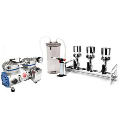 Multi-Position Filtration System