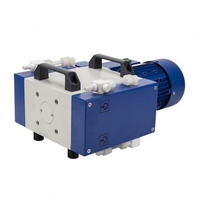 High-Power Chemical Resistant Diaphragm Pumps