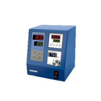 Temperature and stirring controller