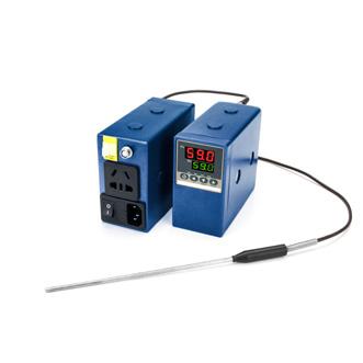 Temperature and stirring controller